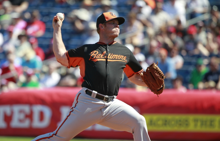 05552ea3b Baltimore Orioles  Dylan Bundy has his Career in the Balance
