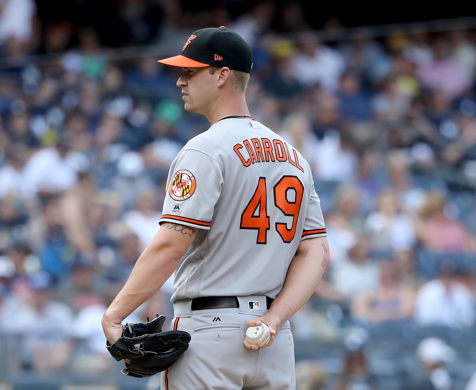 Baltimore Orioles: Don't Overlook Cody Carroll This Spring